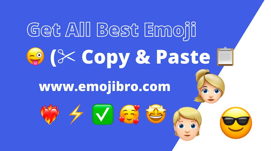 And paste copy emojis ʕ•́ᴥ•̀ʔっ♡ Cute